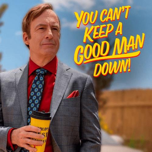 Bob Odenkirk vuelve a «Better Call Saul» tras superar un ataque al corazón
