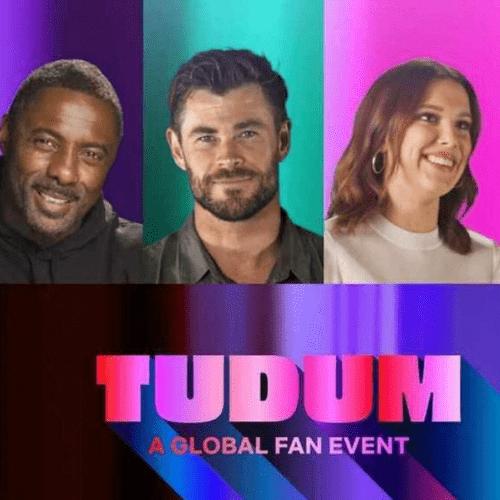 """Presentan el tráiler de """"Tudum"""""""